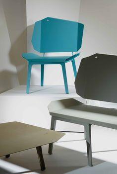 Collection Rhône-Alpes / hub design éditions crédit photo : Olivier Deleage - Studio Bisbee