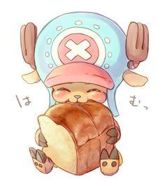 Tony Tony Chopper One Piece One Piece Anime, One Piece ルフィ, One Piece Fanart, One Piece Images, One Piece Luffy, Anime Chibi, Kawaii Anime, Manga Anime, Anime Art