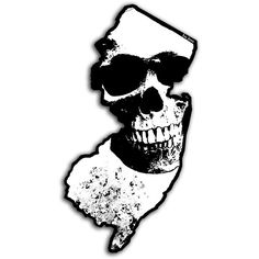 Bones Die Cut Sticker