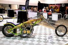 Bones Legacy's Beyond Groovy Freight Train 2 Custom Motorcycles, Custom Bikes, Bike Names, Bobber Chopper, Hot Bikes, Sidecar, Bike Life, Choppers, Bones