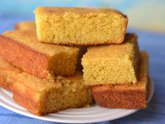 In Martha's family, cornbread is made without eggs or sugar. If you prefer sweet cornbread, mix 6 tablespoons sugar in with the dry ingredients. Either version is delicious served with butter and honey.