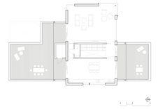 Humlehaugvegen 22 (2007) – ARC arkitekter Section Drawing, Floor Plans, How To Plan, Floor Plan Drawing