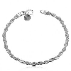Fashion Sterling 925 silver plated Jewelry Shoes/&Bags Charms Bracelet For Women