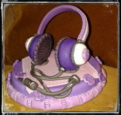 Auriculares de Violeta