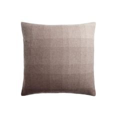 Designed in Denmark, these Alpaca-blend pillow covers combine Scandinavian simplicity with traditional Peruvian techniques and materials. With a micro-plaid in muted tones, these Alpaca-blend pillow covers are the perfect accent for colder months. Woven in Peru from a mix of local Alpaca, wool, and micro fibers, the pillows combine a soft hand with durability, making …