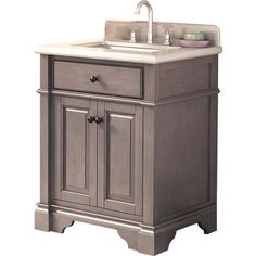 "Lanza Casanova 28"" Single Bathroom Vanity & Reviews 