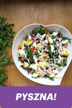 Cobb Salad, Dinner Recipes, Food And Drink, Diet, Supper Recipes