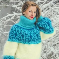 SuperTanya online boutique for hand knitted sweaters and other hand made knitwear crafted from mohair angora cashmere alpaca and other premium materials