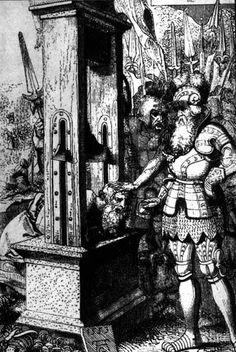 Durante la Revolución Francesa, usaron la guillotina para ejecutar personas.