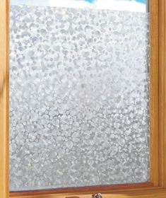 Peel-and-Stick Privacy Film