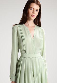 mint&berry Bluzka - laurel green - Zalando.pl