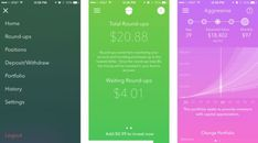 Invest Spare Change in Index Fund Stocks with the Acorns App Investing Money, Real Estate Investing, Dave Ramsey Investing, Financial Apps, How To Handle Stress, Getting Into Real Estate, Technology Management, Stock Market Investing, Mint