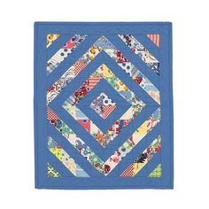 Use our step-by-step instructions and free quilt patterns to make sweet quilts for a baby in your life.