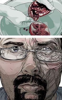 Illustrations by Matthew Woodson aka Ghostco