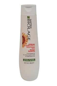 Matrix Biolage Sunsorials Aftersun Shampoo for Unisex 85 Ounce * You can find out more details at the link of the image.