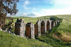 Dougga, la antigua ciudad romana de Thvgga, en Túnez.