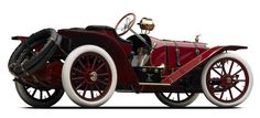 1907 American Underslung sells for $1.43 million, setting record for the marque | Hemmings Daily