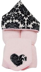 Tickle Toes Damask Hooded Towel & Wash Cloth Set is terry cotton to wrap your baby in after a bath, at the pool or even the beach! Towel Size: x Best Baby Gifts, Unique Baby Gifts, Kids Hooded Towels, Valentine Gifts For Kids, Cool Sculpting, Newborn Baby Gifts, Children's Boutique, Washing Clothes, Trendy Outfits