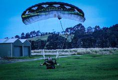 Daedalus Leia Gallery - Icarus Canopies, NZ Aerosports Ltd