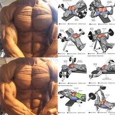 Mens Style Discover Upper-back weight exercises Chest Workout For Men Chest Workout Routine Gym Workout Tips Weight Training Workouts Biceps Workout Chest Workouts Fun Workouts 300 Workout Body Training 300 Workout, Gym Workout Tips, Weight Training Workouts, Biceps Workout, Body Training, Workout Women, Training Plan, Workout Body, Workout Videos