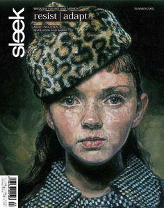 SLEEK Magazine issue 7 | 'ID Image 2003/1' by Ulrich Lamsfuss, 2004 #magazine #berlin #cover #sleek #sleekmag #art