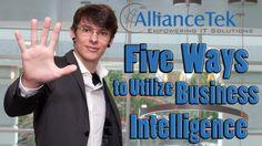 Five Ways to Leverage Business Intelligence! Business Intelligence, Warehouse, Ms, Management, Youtube, Model, Scale Model, Magazine