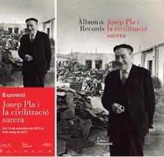 """Agenda Cultural - Exposició """"Josep Pla i la civilització surera"""""""
