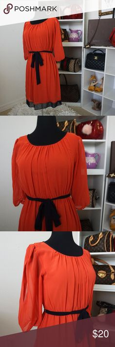 enfocus dress Vibrant dress. Size 4. Fabric has room to stretch. OFFERS ARE ALWAYS WELCOME! enfocus Dresses Midi