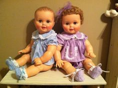 Ideal Johnny And Bonnie Playpal Doll Patti Brother And Sister in Playpals | eBay