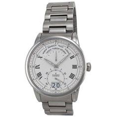 【送料無料】腕時計 メンズツェルマットカレンダーcharmex mens 1960 zermatt retrograde big date calendar watch