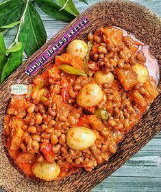 Central Java Cuisine  Sambel goreng krecek