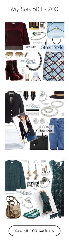 """""""My Sets 601 - 700"""" by anyasdesigns ❤ liked on Polyvore featuring Marc by Marc Jacobs, River Island, Jimmy Choo, Ray-Ban, Tom Ford, Smashbox, J.Crew, Current/Elliott, Misha Nonoo and Janessa Leone"""