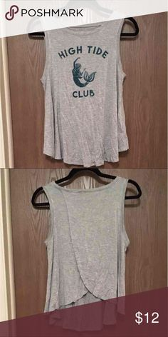 American Eagle Mermaid Tank Top New without tags; never worn  Size Small American Eagle Outfitters Tops Tank Tops