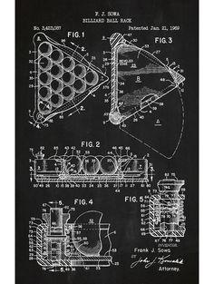 1961 fender guitar patent artwork blueprint poster by nikki marie billiard ball rack a malvernweather Image collections