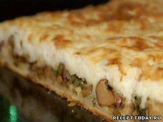 Рецепт Тесто на кефире для пирога