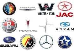 Car badges with flags Car Badges, Car Logos, Bmw Logo, Buick Logo, Paul Rand Logos, Company Symbol, Motor Company, Visual Identity, Subaru