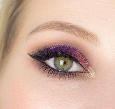 NYX #glittergoals Glitter Kit Augen Make Up