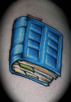 Best Doctor Who Tattoos | Photos of Cool Doctor Who Tattoo Ideas (Page 26)