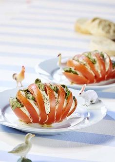 Go For It, Recipe Details, Caprese Salad, Lunches, Italian Recipes, Barbecue, Foodies, Oven, Brunch
