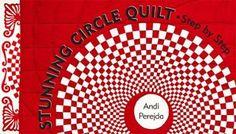 Stunning Circle Quilt