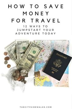 Start traveling more and spending less. Use these 12 tips to jumpstart your travel adventures today!