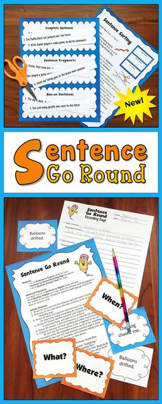Amazing resource for improving sentence writing skills! It really works, and kids love it! This top selling product from Laura Candler has rave reviews on TpT. Click the link to see for yourself! The packet includes a review of fragments, run-ons, and complete sentences. Students materials available in B&W and color. CCSS L.3.1, L.4.1, L.5.1