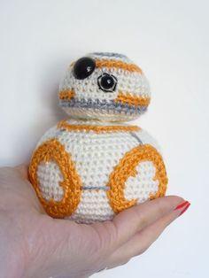 Star Wars BB-8 Crochet Pattern   MysteriousCats.com Blog   Bloglovin'