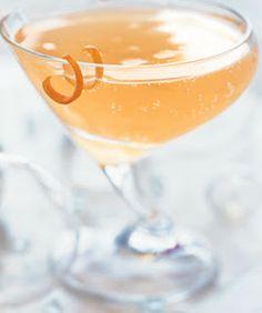 Elegant Ruby Champagne Cocktail Recipe