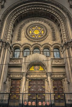 Jewish Synagogue, Jewish Temple, Throughout The World, Places Around The World, Around The Worlds, Amazing Architecture, Art And Architecture, Synagogue Architecture, Lighthouse Storm