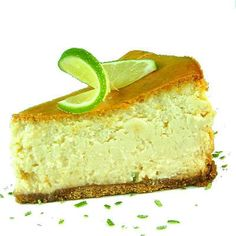 Margarita Cheesecake - It's a perfect dessert for your Cinco de Mayo celebration. Sweet Desserts, Just Desserts, Sweet Recipes, Delicious Desserts, Cheesecakes, Mexican Food Recipes, Dessert Recipes, Baking Recipes, Good Food