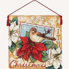 Dimensions® Faith Ornament Counted Cross-Stitch Kit CAD 7.41
