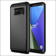 VRS Design Thor Series - Finding best samsung galaxy s8 Plus cases? Take a look on this protective cases for galaxy s8 Plus from amazon.  https://www.thecrazybuyers.com/best-samsung-galaxy-s8-plus-cases/