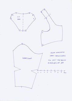 Italian Renaissance gown pattern for Soulkid MSD BJD