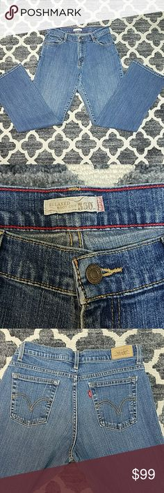VINTAGE Levi's High Waisted 550 Relaxed Boot Cut 550 Relaxed Boot Cut Levi's Jeans Boot Cut